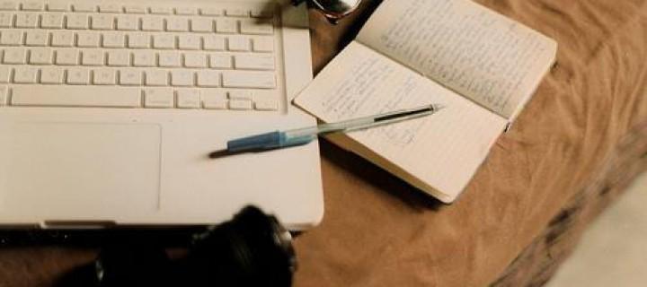 Bloggerina, újságíró – az vagy ha elhiszed