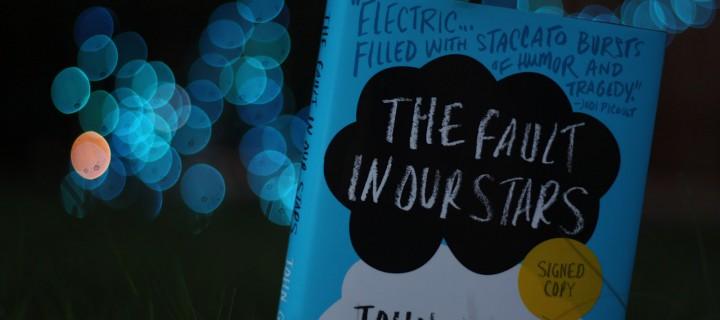 Könyvajánló: John Green-Csillagainkban a hiba