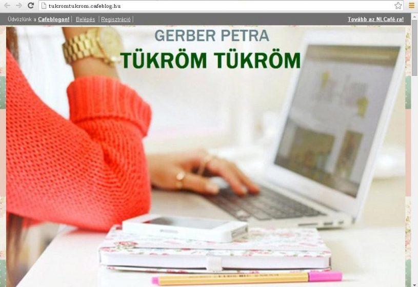 http://tukromtukrom.cafeblog.hu/