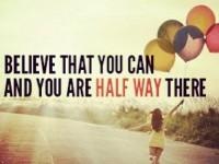 Miért hinne benned bárki, ha te sem hiszel magadban?