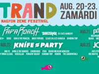 Nyárbúcsúztató Zamárdiban – STRAND – Nagyon Zene Fesztivál