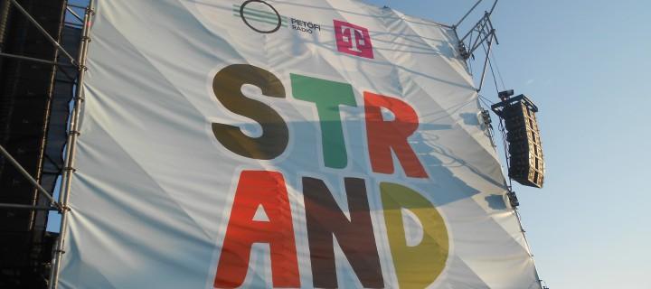 Lehet eső, lehet sár, de a STRAND Fesztivál helyt áll