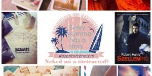 pályázat – every summer has a story!