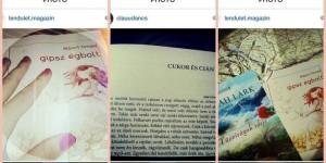 Egy különleges könyv egy különleges lánytól- Interjú Albert Timivel