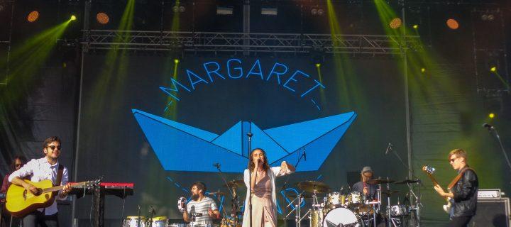 Papírhajón bolyongtunk az EFOTT-on – Interjú a Margaret Islanddel