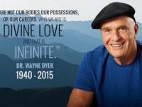 Emlékül Neked, Wayne Dyer!