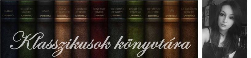 Kerekes Anett és a Klasszikusok könyvtára