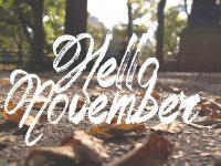 Lendületbe hoz – November