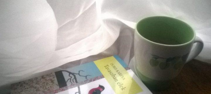Tavaszban élek – ajánló Doris Kareva kötetéről