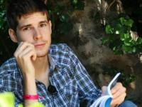 """""""Még mindig azt az egy verset próbálom megírni."""" – Interjú Kovács Kristóffal"""