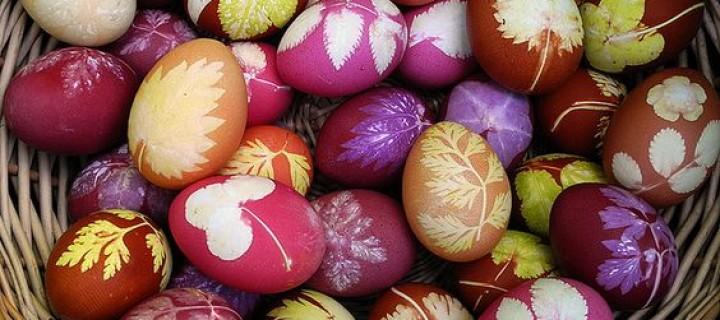 Na de mi van a tojásokkal? – avagy tojásdekorálás Lendület módra