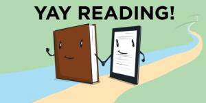 E-book vs. nyomtatott könyv