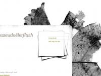 Ajánló Lilla írásairól, a Pszeudoéletflash blogról