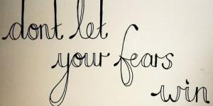 """""""Kedves"""" félelem…"""