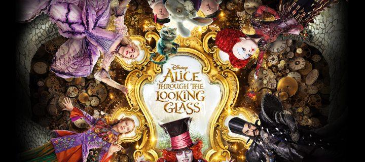 Csodaország már kicsit túl valóságos– ajánló az Alice Tükörországban c. filmről