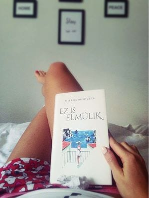 Milena- Ez is elmúlik book
