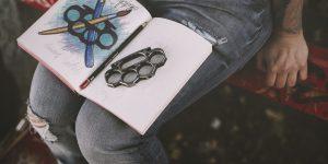 Képregényhősök & tetovált melankólia – ajánló Noémi alkotásairól