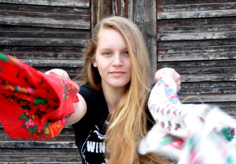 Kép: Balogh János, modell: Balogh Veronika Flóra