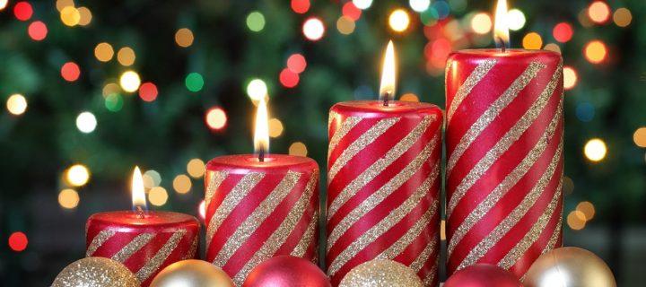 Karácsonyváró adventi díszek