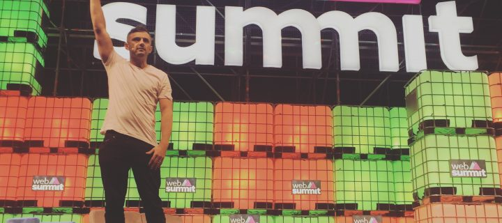 Portugália, Web Summit, Gary Vaynerchuk