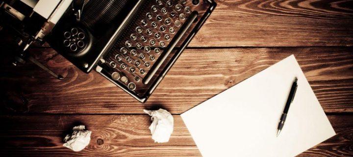 """""""Az írás számomra egy komplett fájdalom- és lázcsillapító kombináció"""""""