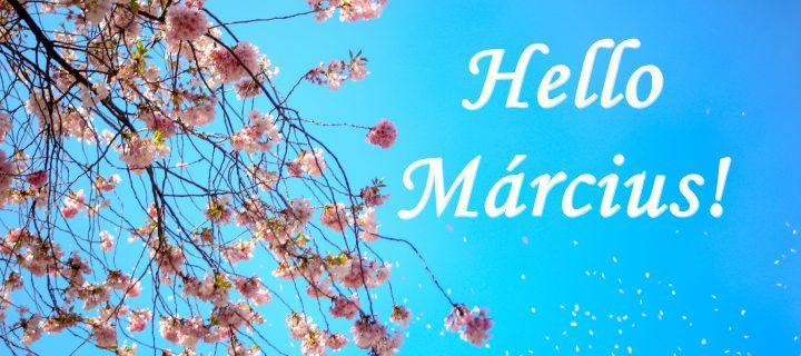Lendületbe hoz – Március
