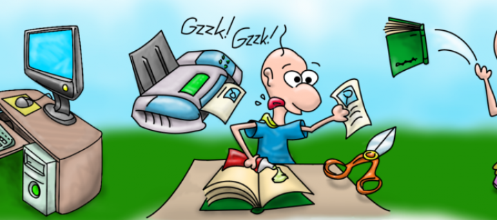 Veszíts el egy könyvet!