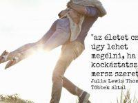 Könyvajánló – Julia Lewis Thomson: Többek által