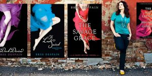 Bree Despain: The Dark Divine Trilógia