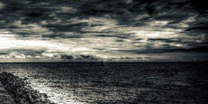 Egy séta a szürke parton