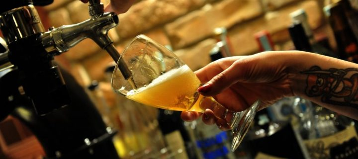 Egy magyar kézműves sör premierjén jártam