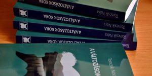 Ajánló Tomcsik Nóra: A változások kora című könyvéhez