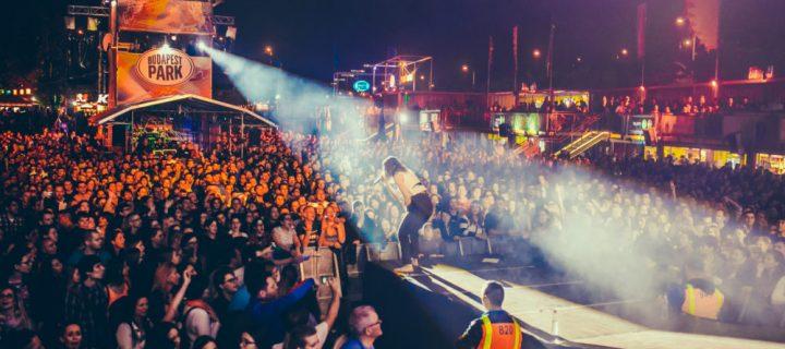 Nyárzáró koncert – Margaret Island a Budapest Parkban