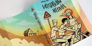 Könyvajánló: Varga Bálint: Váltságdíj nélkül