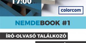 Szerzői szemmel a Nemdebook