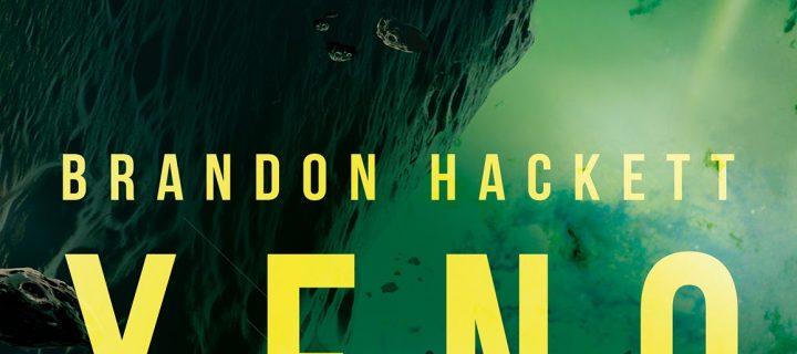 A jó Science Fiction beindítja az olvasó fantáziáját – interjú Brandon Hackettel
