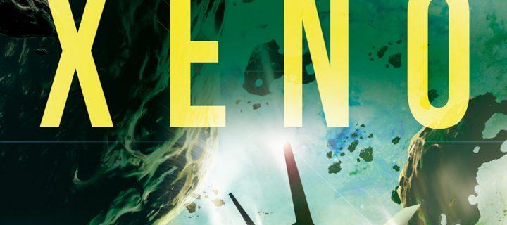 Ajánló Brandon Hackett Xeno című sci-fi regényéhez