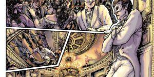 Az Operaház Fantomja, mint képregény? – ajánló Varga Tomi képregényrajzoló műveihez