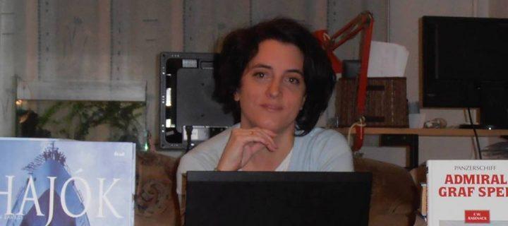Fokozatosan jutottam el a történelmiregény íráshoz – interjú Izolde Johannsen írónővel