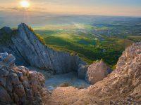 A bükki hegytető