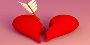 Megsebzett szív