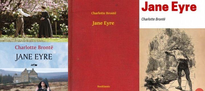 Ajánló Charlotte Brontë Jane Eyre című regényéről