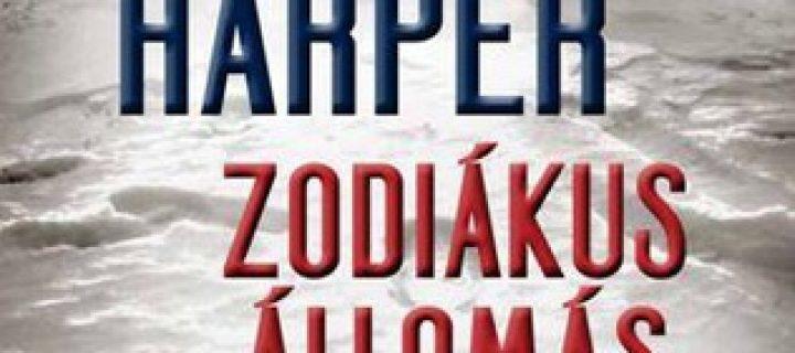 Jég és vér, a halál kontrasztja-Ajánló Tom Harper Zodiákus állomás című regényéhez!