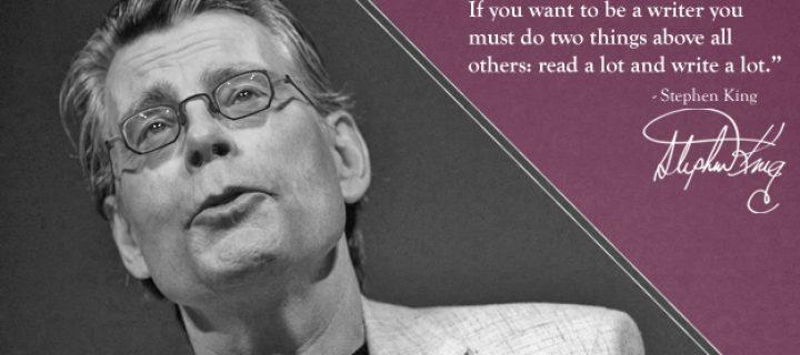 Öt könyv, amit érdemes elolvasni Stephen Kingtől