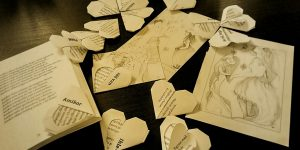 Az Írásról és más Szerelemről – ajánló Fehér-Deák Barbara kötetőről