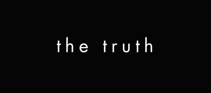 az igazság a szeretetről…