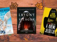 November legmenőbb könyvei
