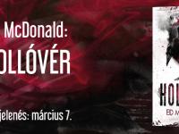 Hollóvér – Ed McDonald fantasy trilógiájának második kötete