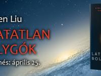 Láthatatlan bolygók – egy színes válogatás a kínai Sci-fi világából