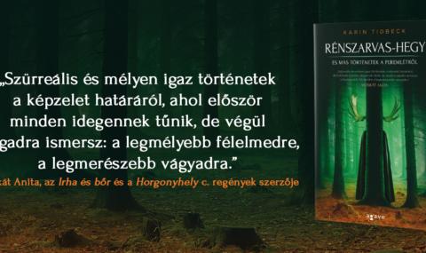 A svéd weird irodalom üdvöskéje – ajánló Karin Tidbeck novelláskötetéről
